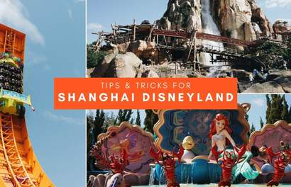 Here's What You Need To Know Before Your First Trip To Shanghai Disneyland!