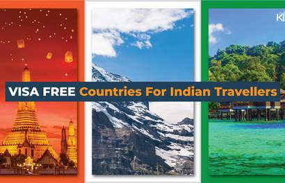 Best Visa FREE Countries For Indians In 2020