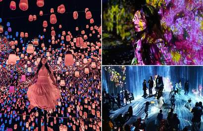 21 Photos That Will Convince You To Visit teamLab Borderless and teamLab Planets in Tokyo!