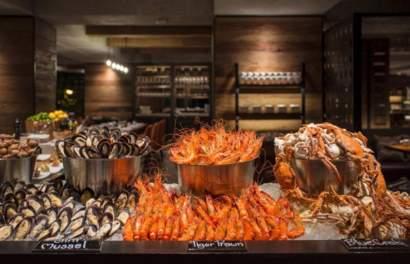 【曼谷自由行】5大曼谷自助餐大比拼:輕鬆享受夜景美食!