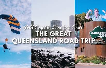 Gold Coast hingga Sunshine Coast: The Great Queensland Road Trip Untuk Pemula