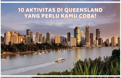 10 Aktivitas Queensland Terbaik untuk Keluarga di Gold Coast dan Brisbane