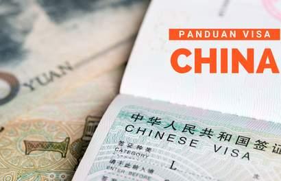 Panduan Cara dan Syarat Membuat Visa China