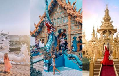 แชร์ไปให้โลกรู้ รวมสุดยอดสถานที่สุด Amazing ทางภาคเหนือ ที่เหล่านักท่องเที่ยวทั่วโลกต้องมาเช็คอิน!