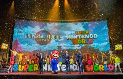 6 สิ่งที่คุณอาจยังไม่รู้เกี่ยวกับสวนสนุกโซนใหม่ Super Nintendo World แห่งแรกของโลกที่ Universal Studios Japan