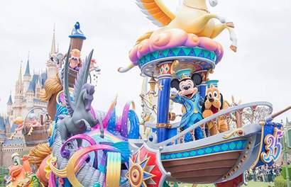 最新!2020東京迪士尼樂園最強攻略!必吃必買、交通、設施、快速通關懶人包