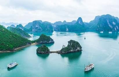 【越南自由行】到下龍灣旅遊去!必買、必吃、景點、住宿全攻略 一篇就搞定