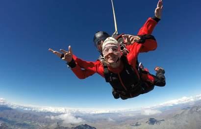 【紐西蘭自由行】 想挑戰自我?超刺激5大紐西蘭極限運動  陸、海、空通通有!