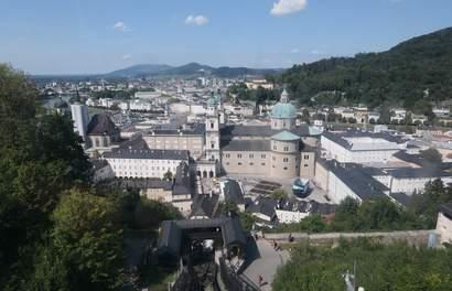 奧地利薩爾茨堡最強攻略!老城區與周邊景點一網打盡 探索城堡內的奧秘