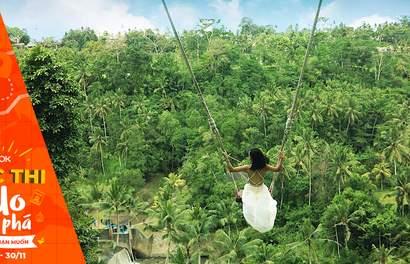 Bali – hòn đảo ngọc của Indonesia