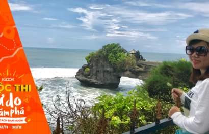 Nhật ký chuyến đi Bali – Thiên đường là đây