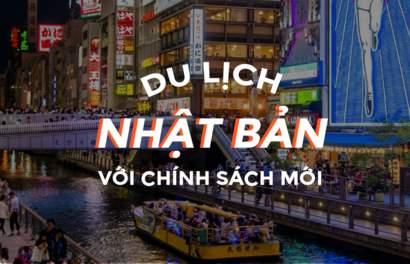 """Chính sách mới về """"thuế xuất cảnh"""" mà bạn cần biết nếu du lịch Nhật Bản"""