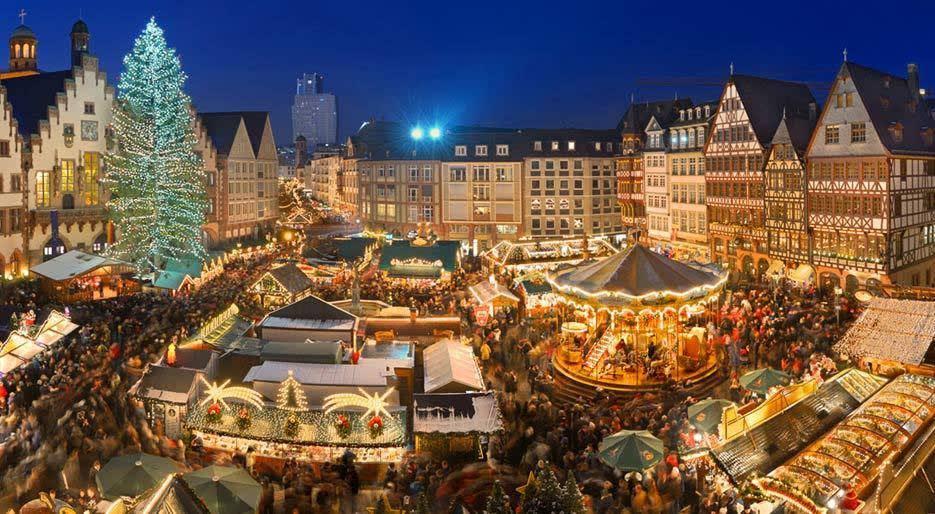 來自法國的 聖 誕市 集