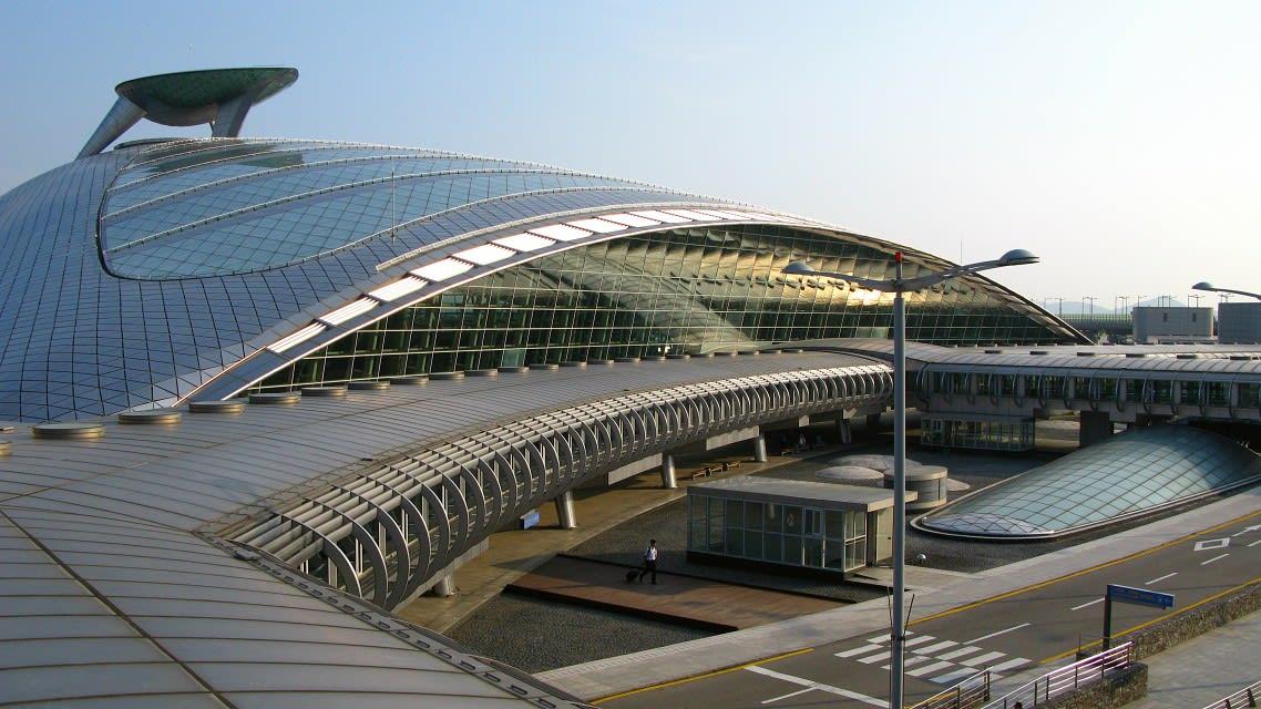 กรอกใบตม. สนามบินอินชอน