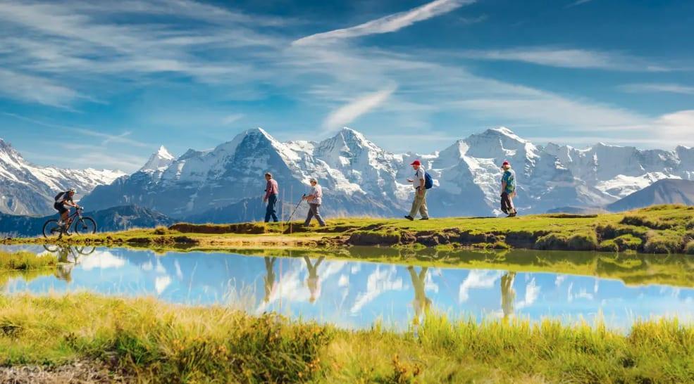 เที่ยวสวิตเซอร์แลนด์กับ Klook