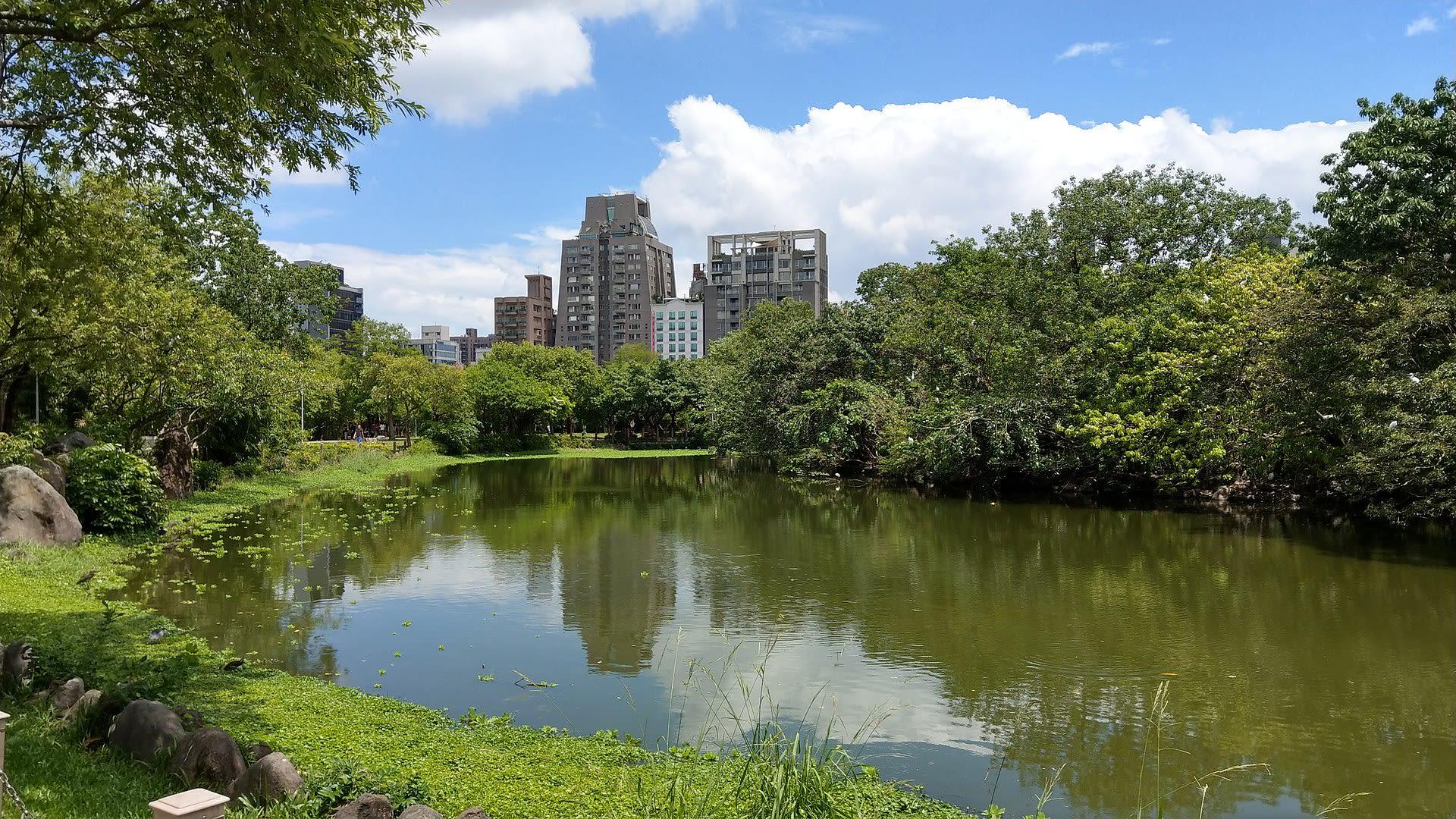 สวนสาธารณะ Daan Forest Park