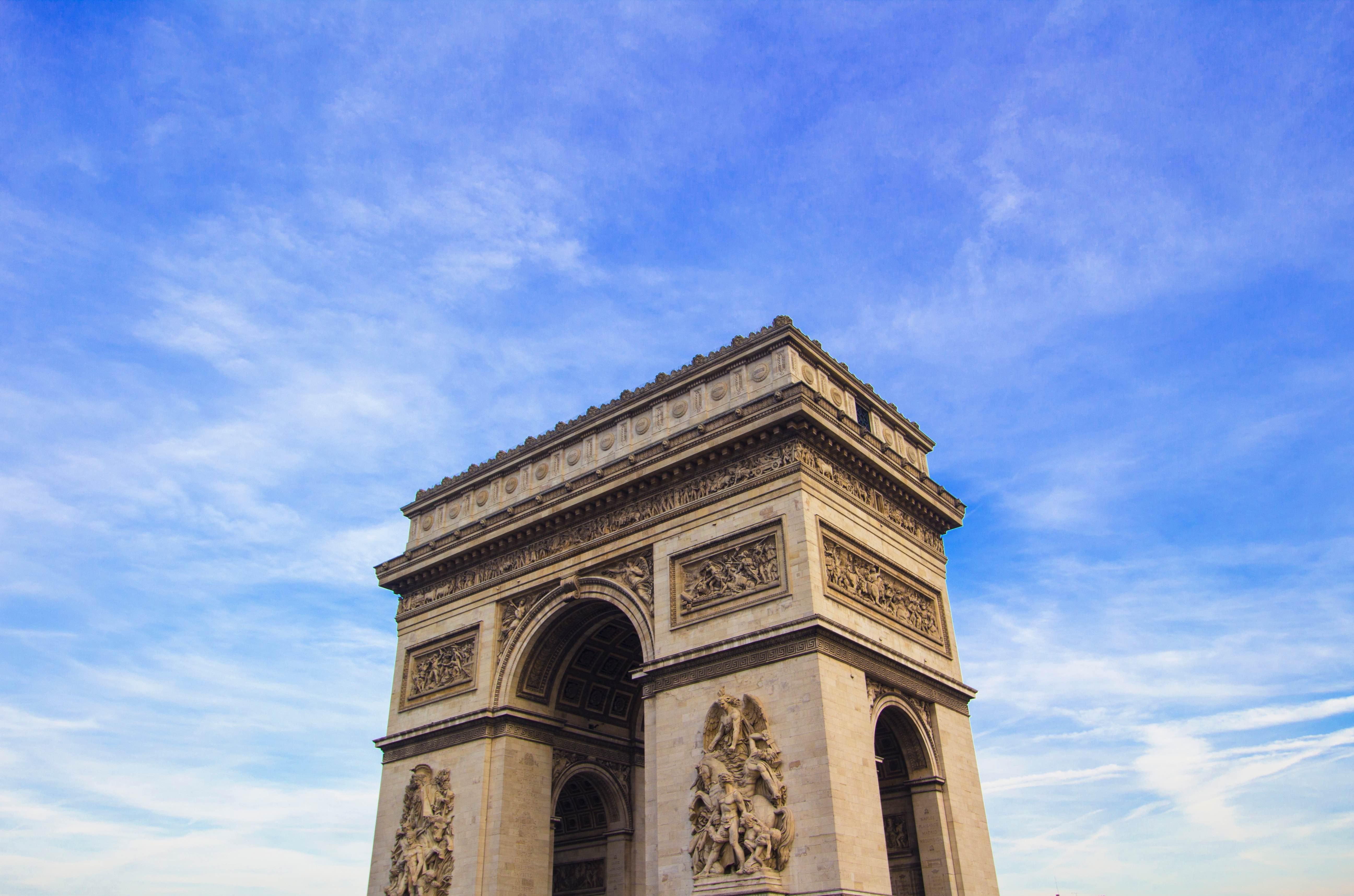เที่ยวปารีส งบไม่ถึง 40,000 บาท