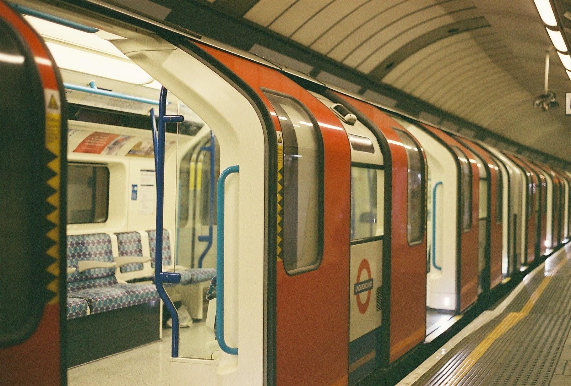 รถไฟฟ้าใต้ดินลอนดอน