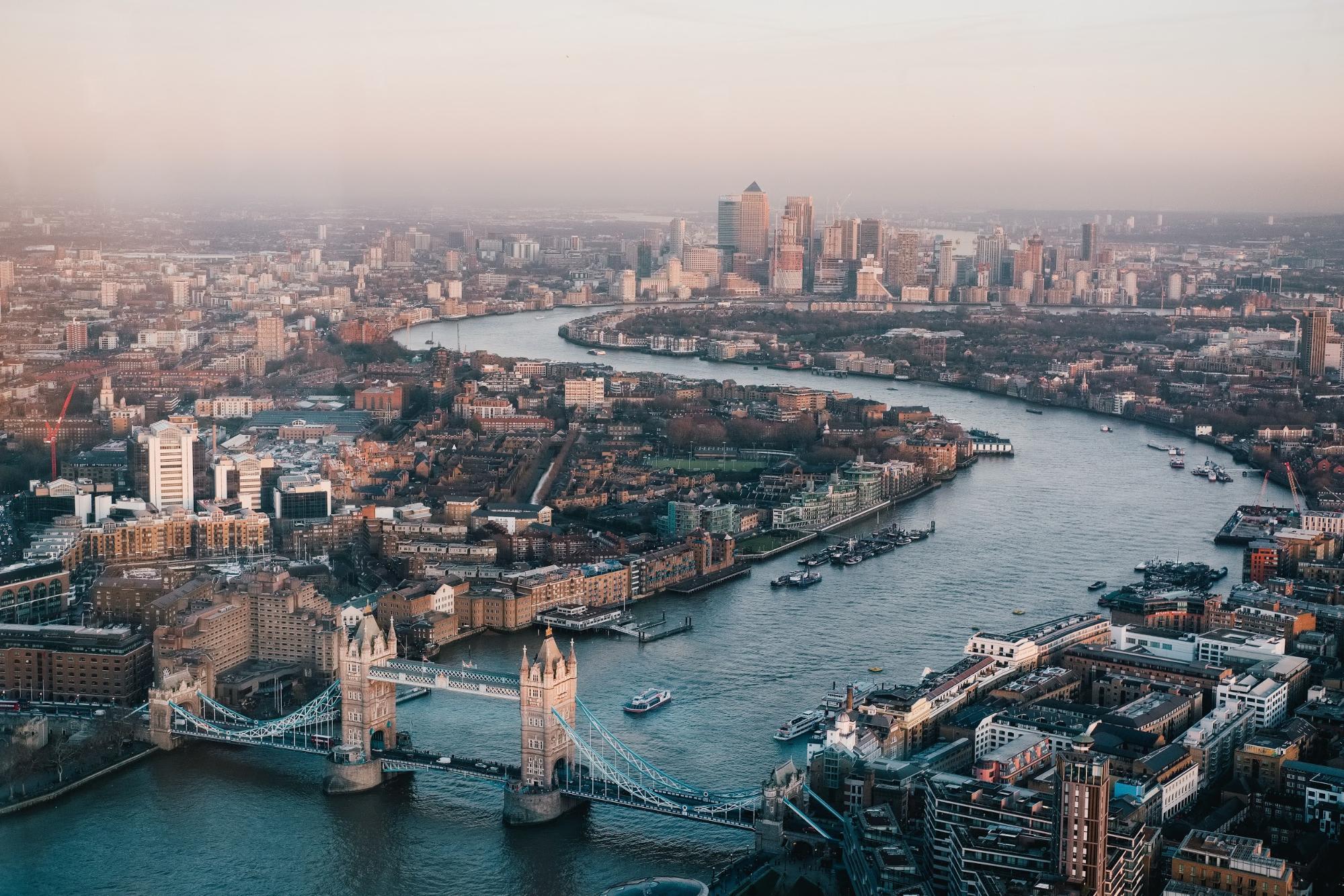 เที่ยวลอนดอน 5 วัน 4 คืน ราคาไม่ถึง 45,000บาท!