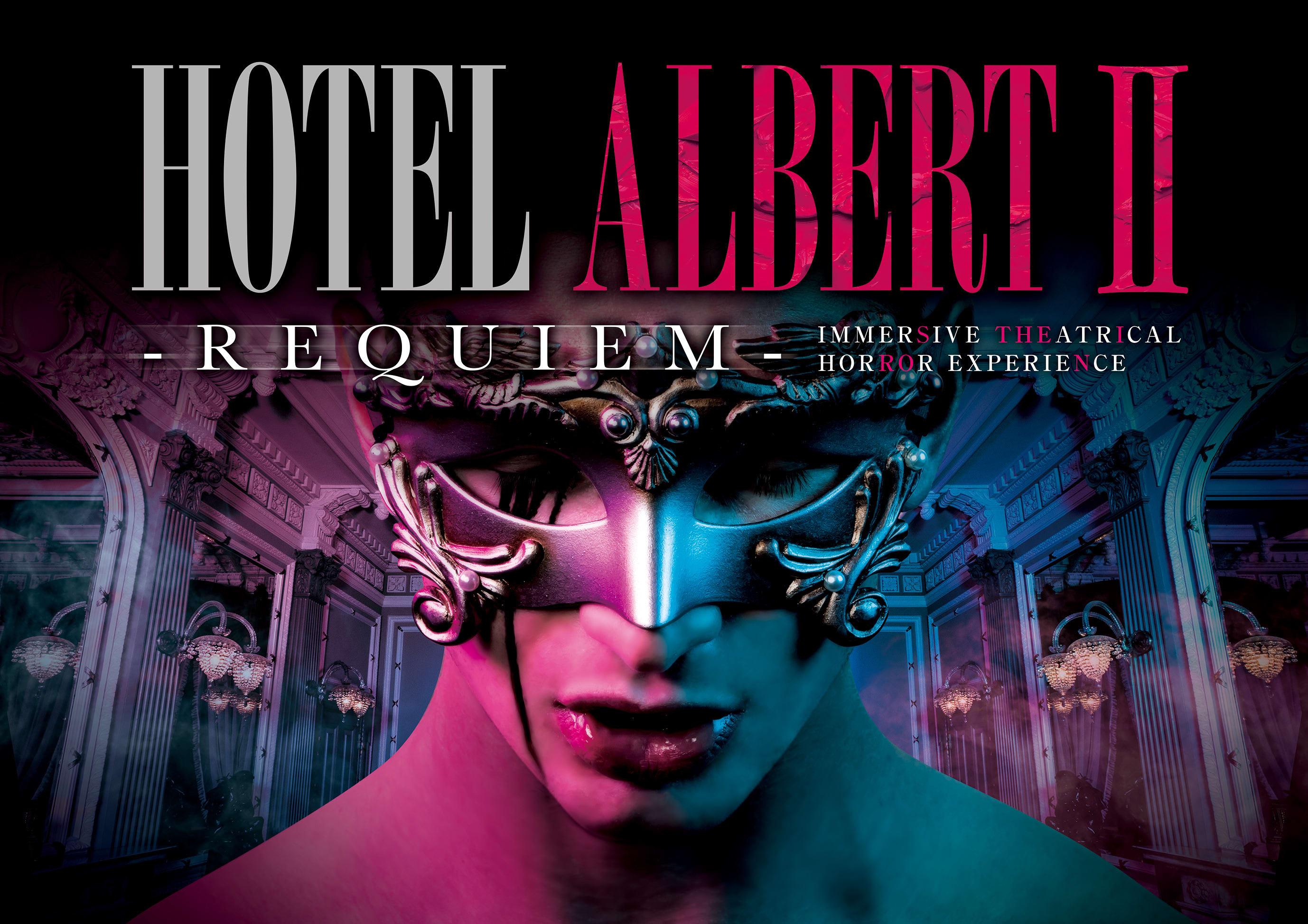 Hotel Albert II - REQUIEM -
