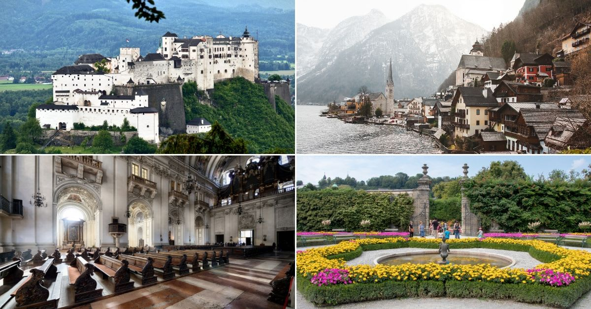 เที่ยว austria