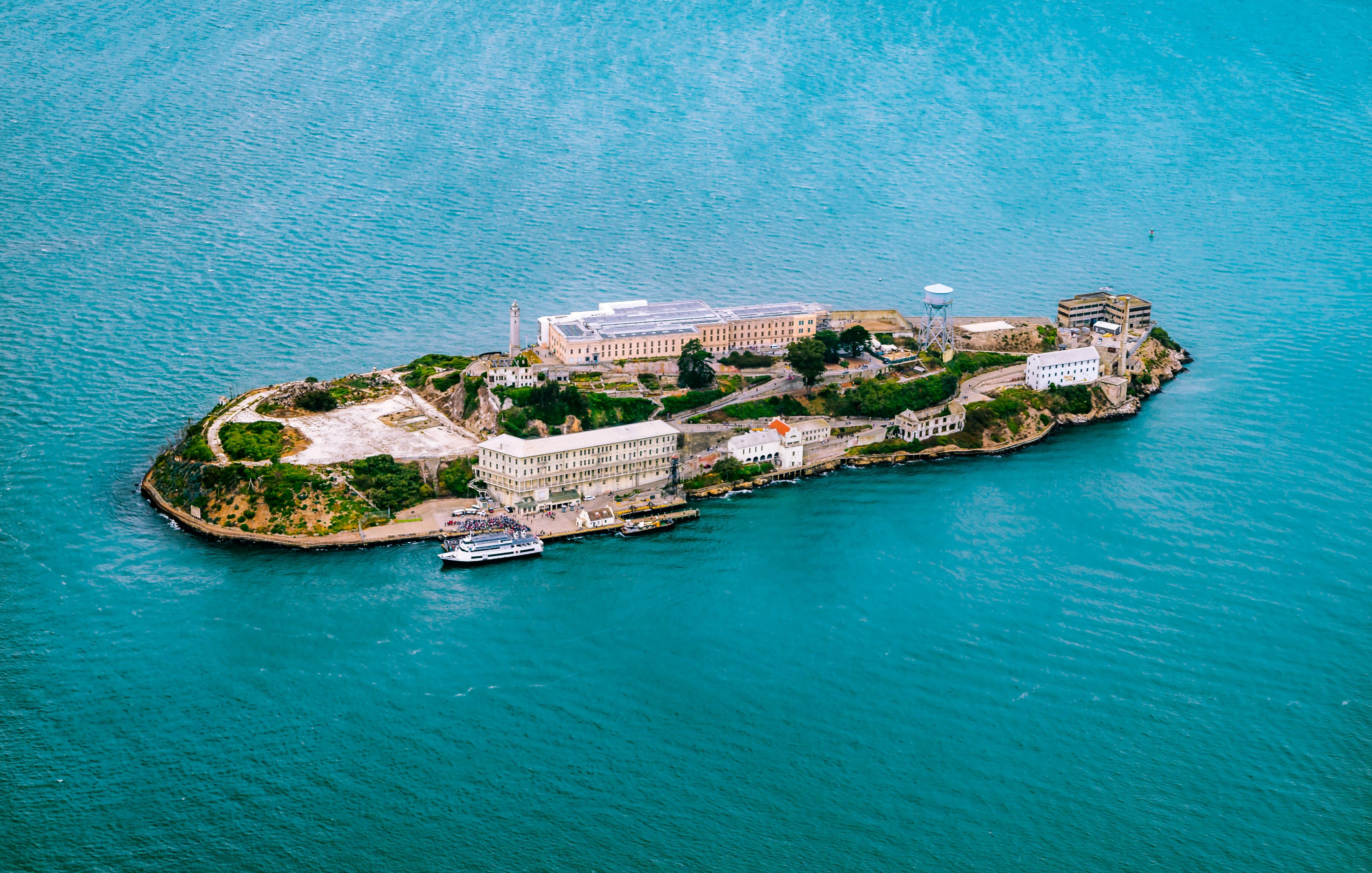 เกาะ Alcatraz Island