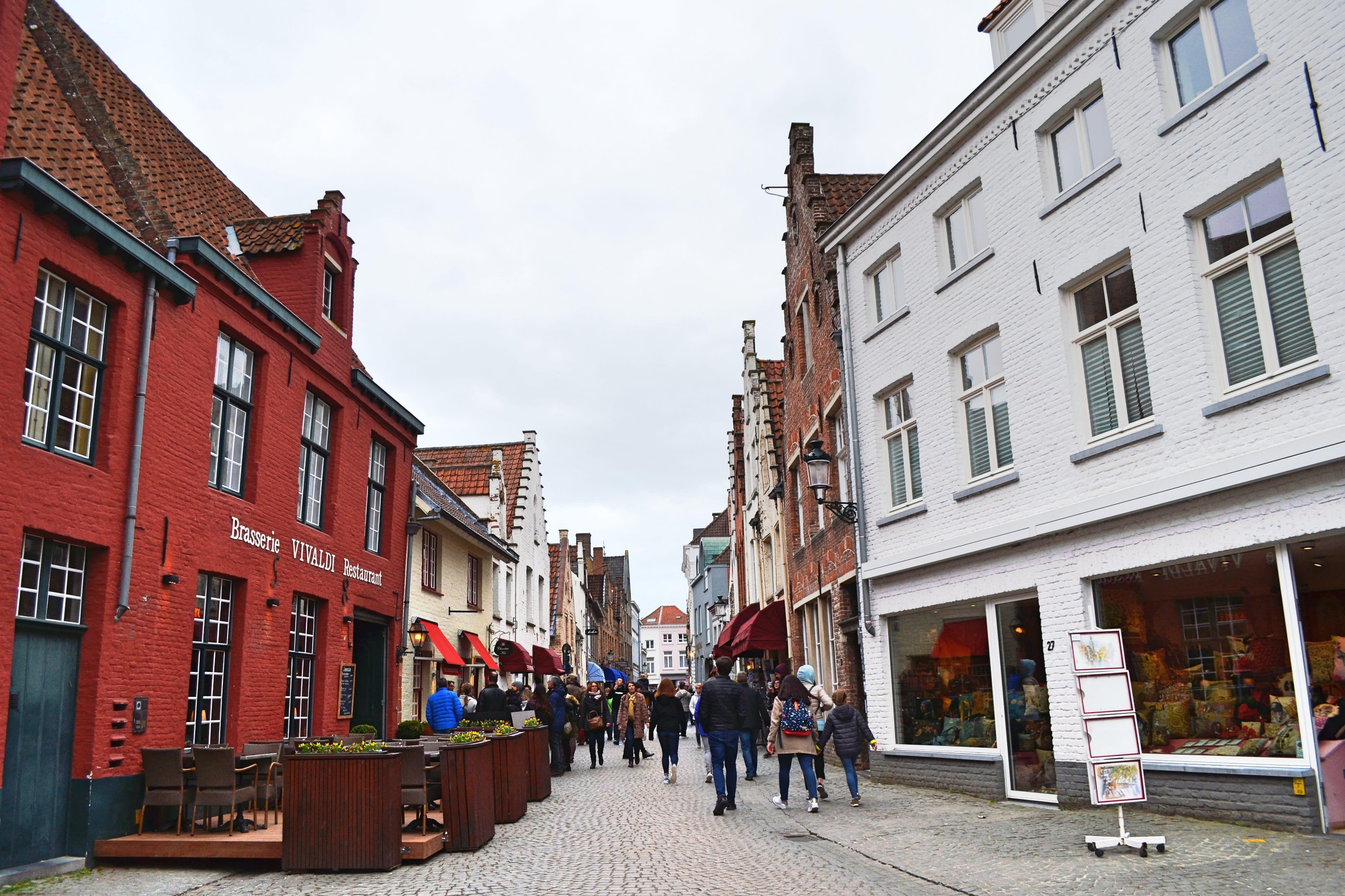 เที่ยวเมือง Bruges