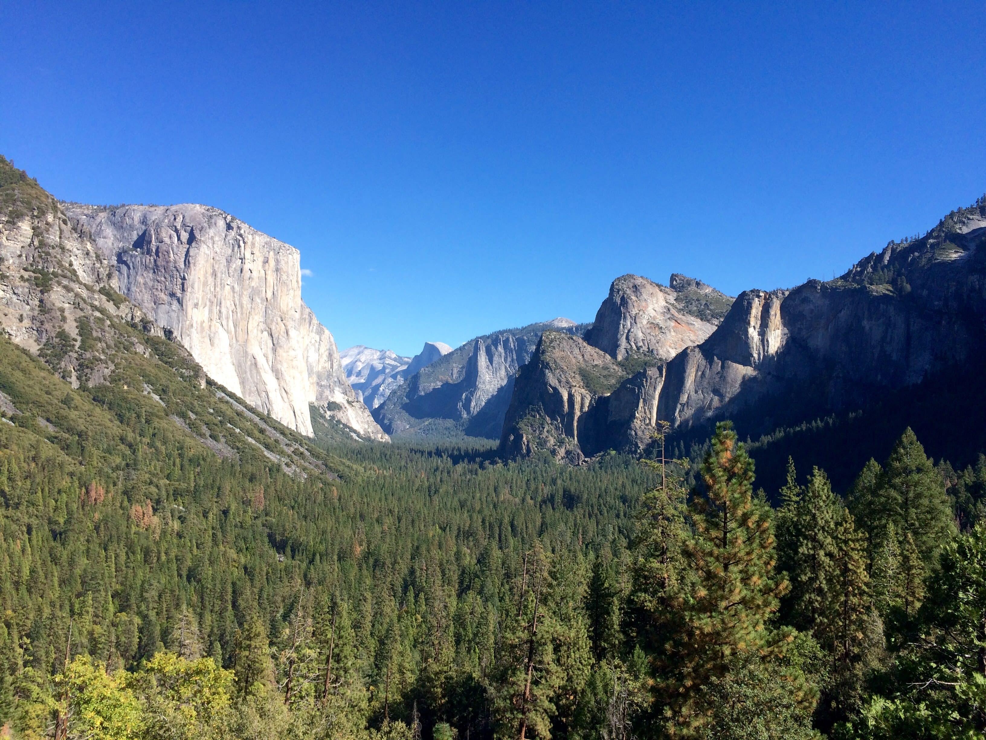 อุทยาน Yosemite National Park
