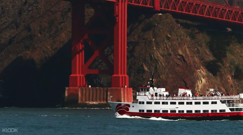 เที่ยวสะพาน Golden Gate Bridge จาก Klook