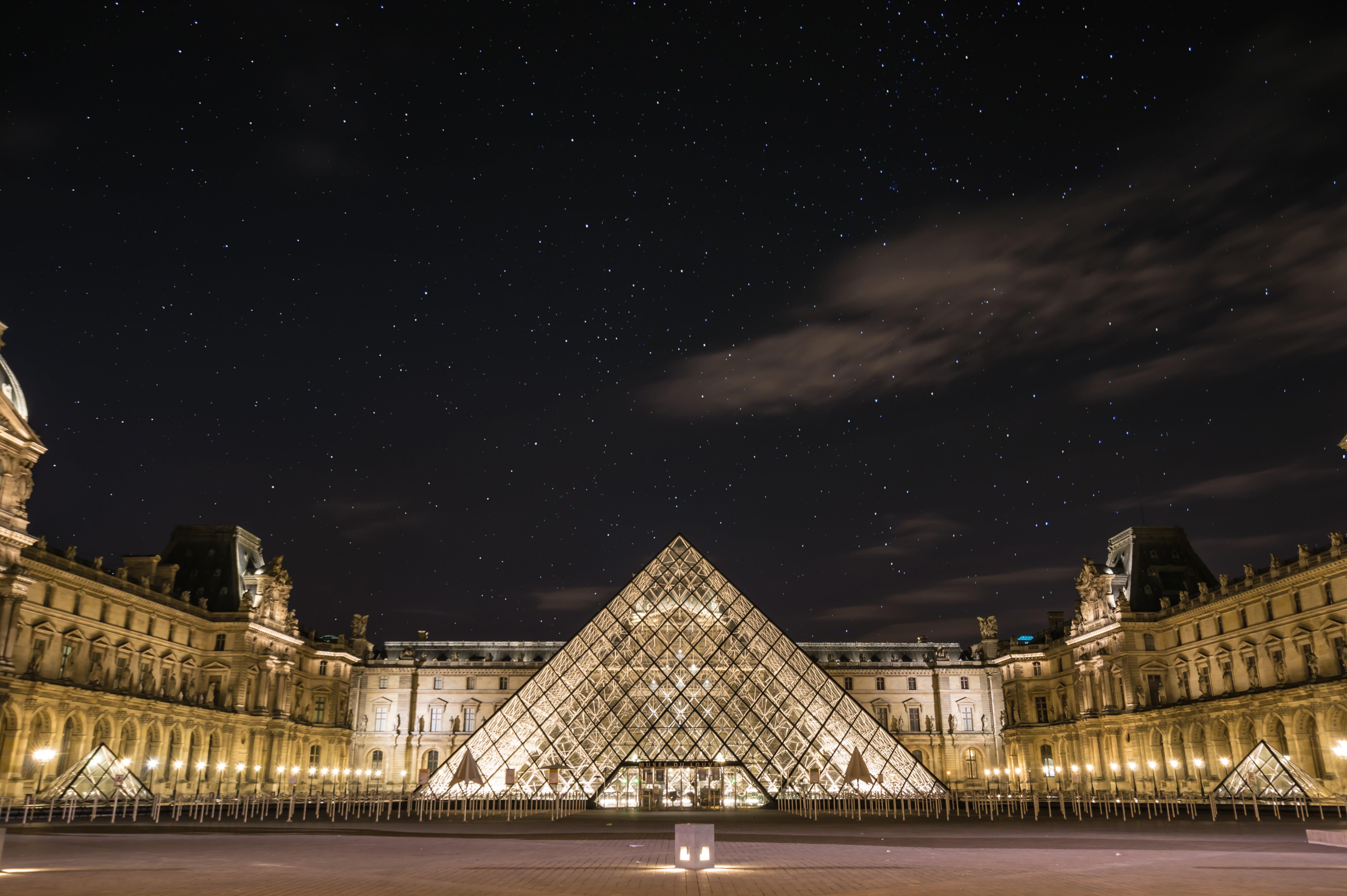 ส่วนลด บัตร พิพิธภัณฑ์ Louvre