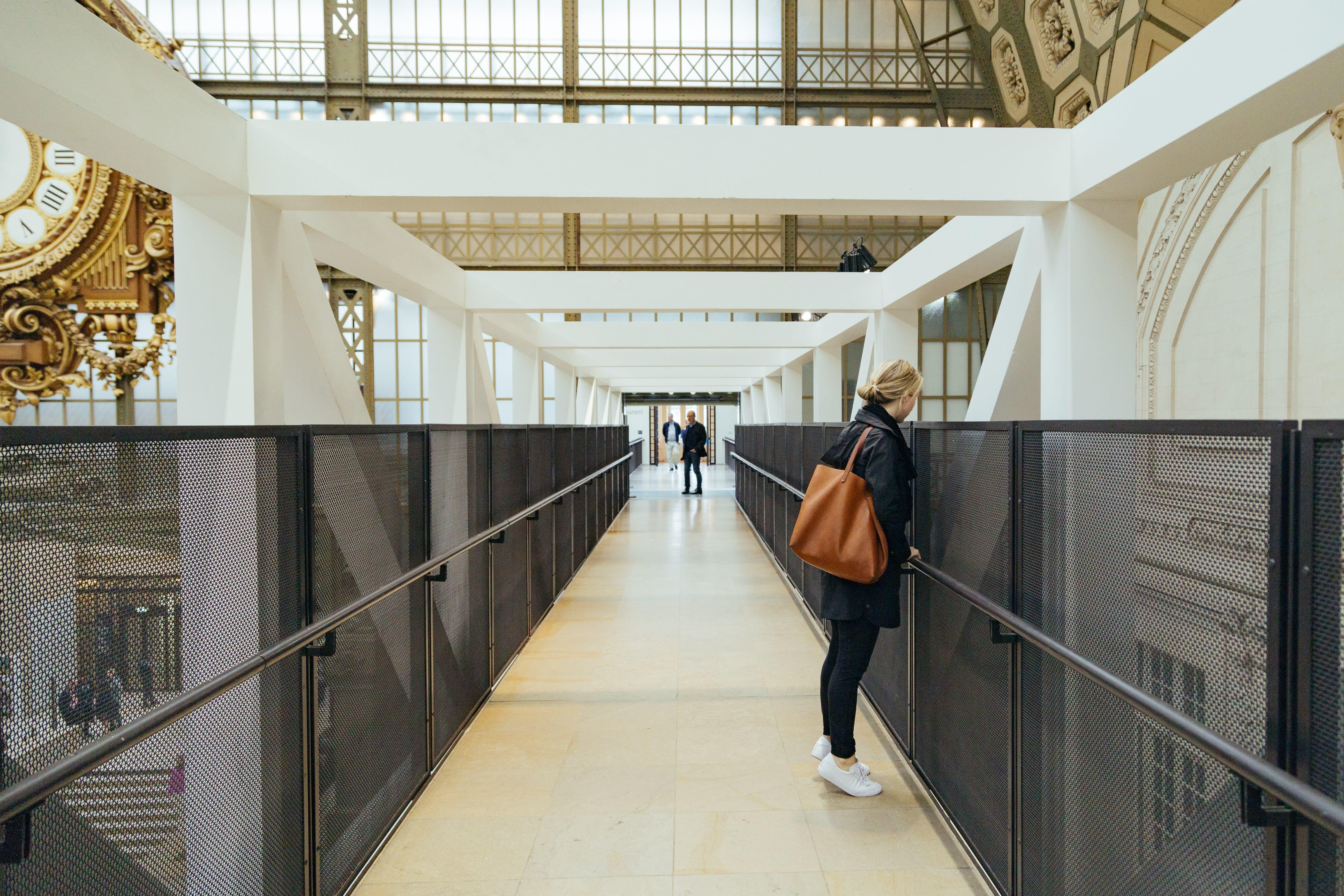 Musée d'Orsay บัตรเข้างาน