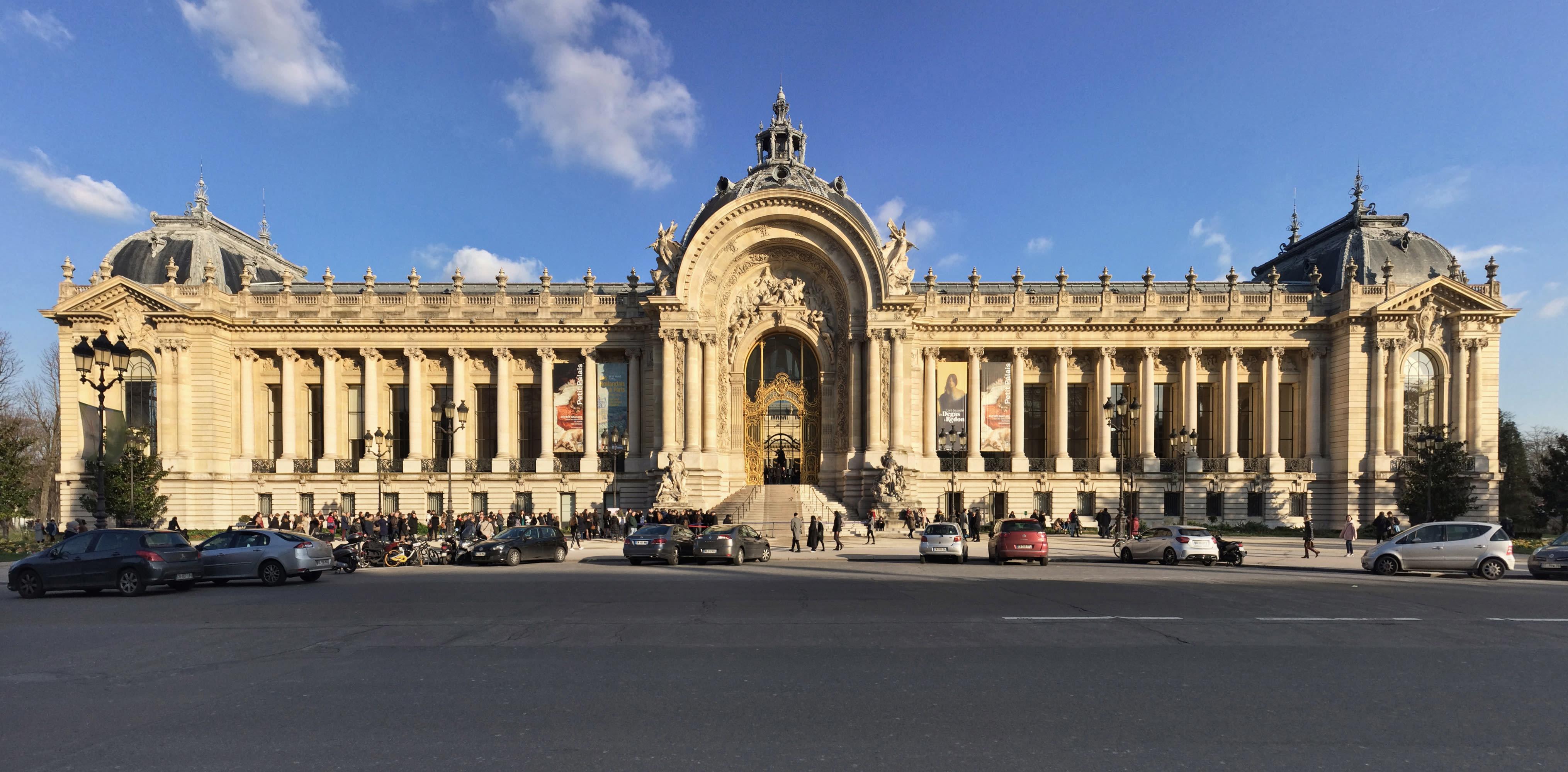 วัง Petit Palais