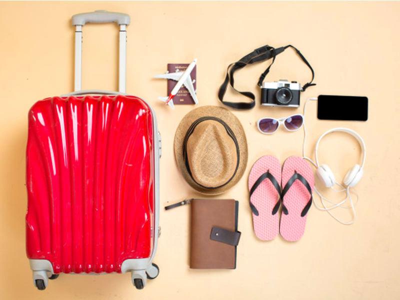 กระเป๋าเดินทางที่เหมาะสำหรับทริปของคุณ