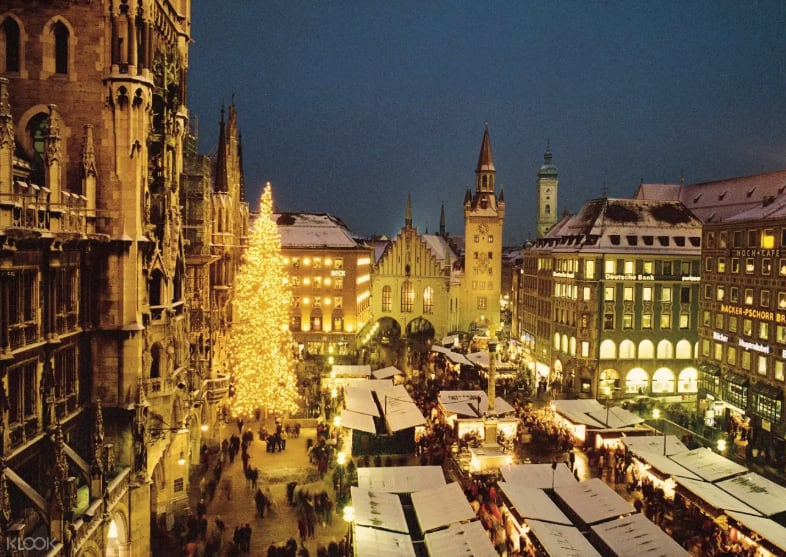 chritmas market-munich