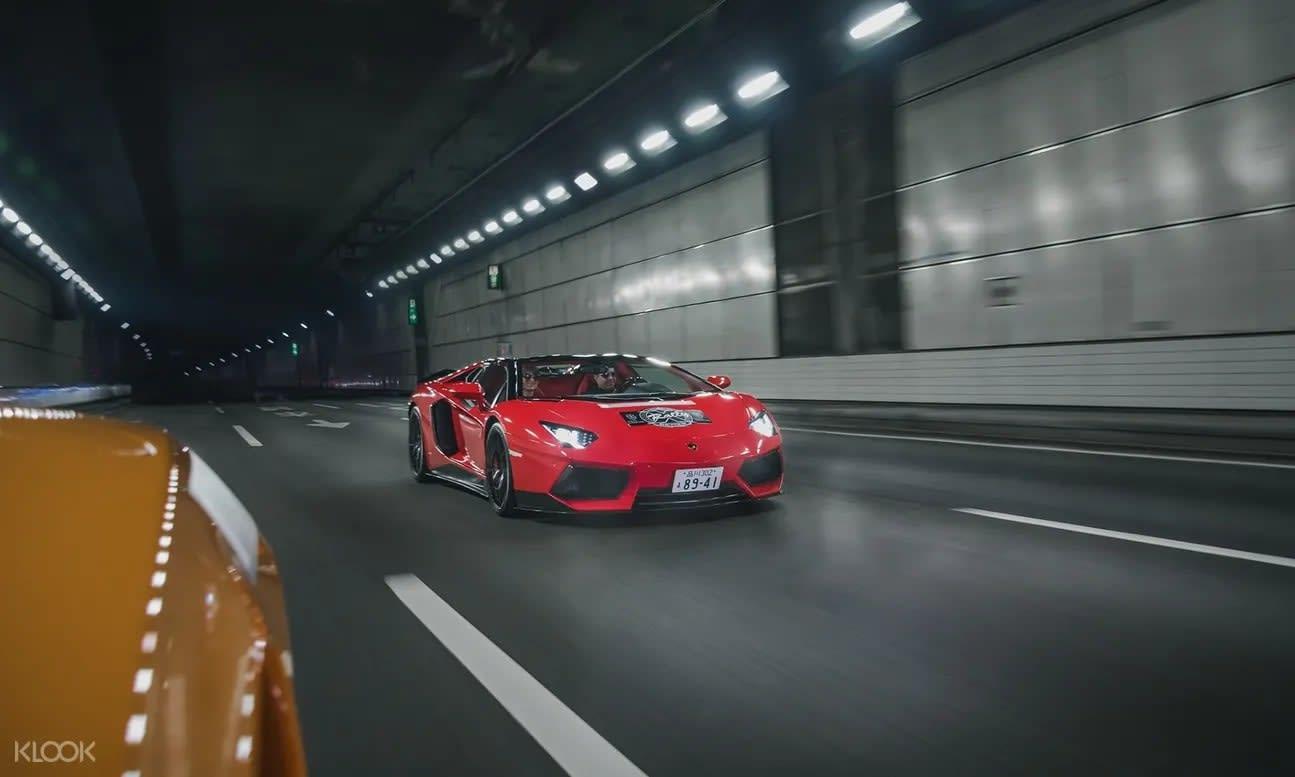 แข่งรถสปอตที่ญี่ปุ่น