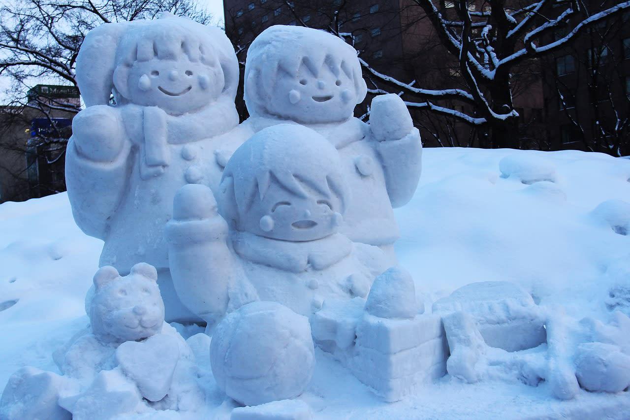เทศกาลหิมะซัปโปโร