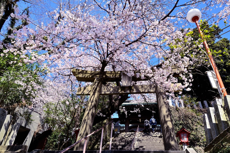 Atago-shrine