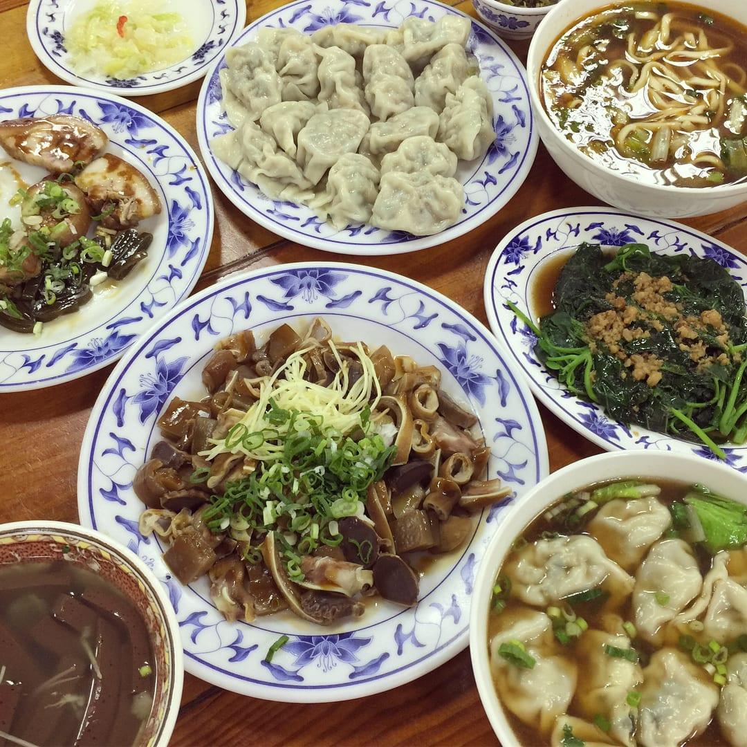 一桌澎湃的美味佳餚,讓人忍不住食指大動。(圖片來源/Instagram-mycutekiki)