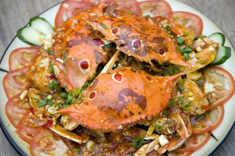乾燒三點蟹。(圖片來源/萬里蟹官網)