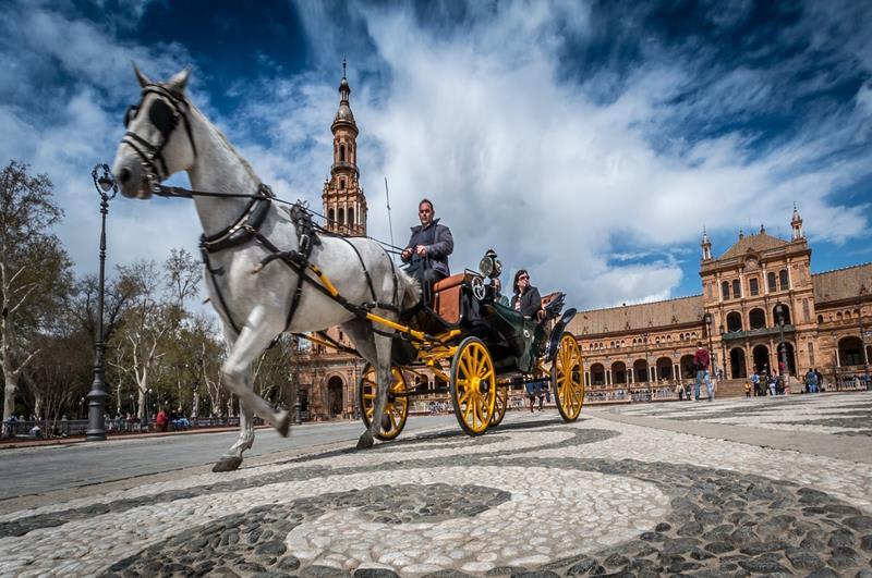 勇奪2018年世界10大最佳旅遊城市第一名的西班牙塞維亞Sevilla(照片來源:Pixabay)