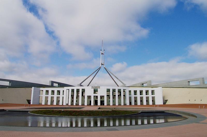 國會大樓Parliament House(照片來源:Pixabay)