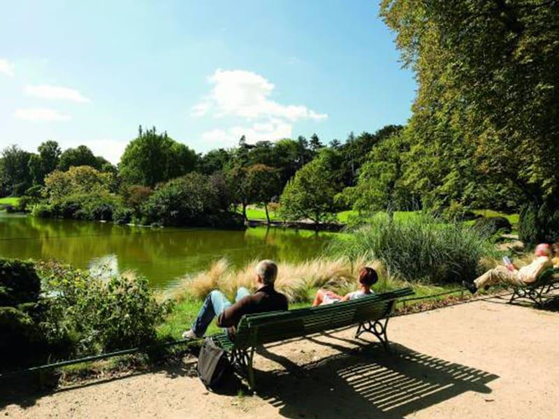 法國巴黎公園