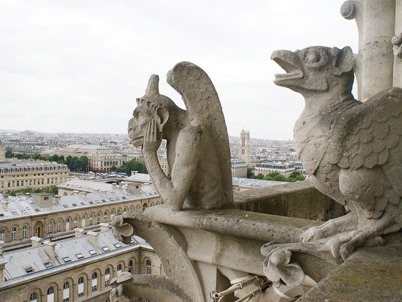 巴黎一日遊