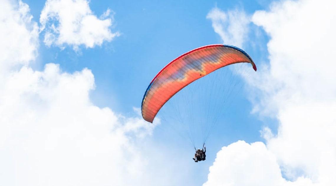 新北市萬里飛行傘 (含Go-Pro)_優惠價NT$1340