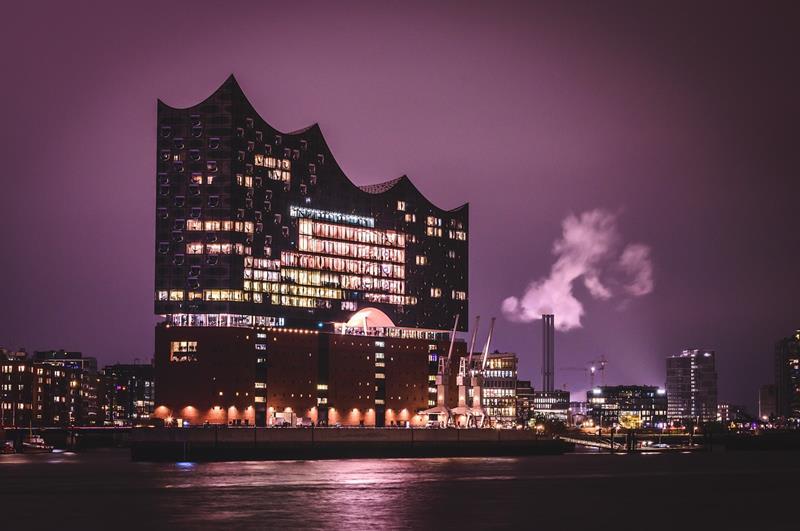易北愛樂廳Elbphilharmonie(照片來源:Pixabay)