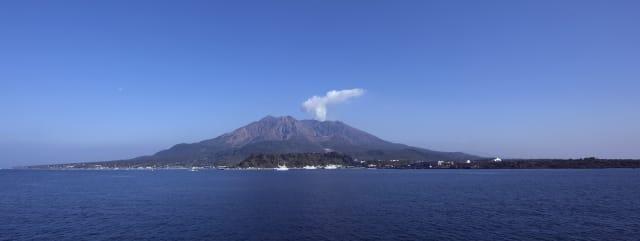 Pokemon Go日本 鹿 耳 島 內 海 櫻 島 火 山