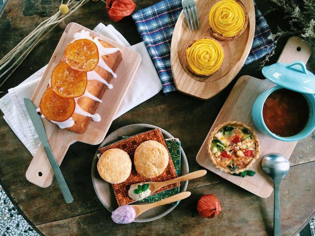 正興咖啡館的豐盛餐點。(圖片來源/正興咖啡館FB粉絲團)