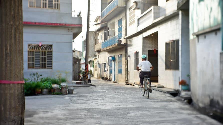 永安老街曾是美濃最繁盛的商業區域。(圖片來源/高雄旅遊網)