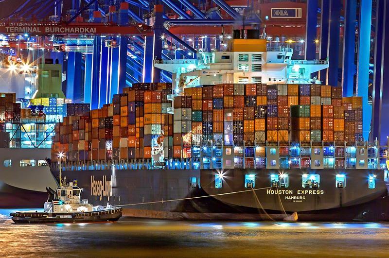 漢堡港Port of Hamburg(照片來源:Pixabay)