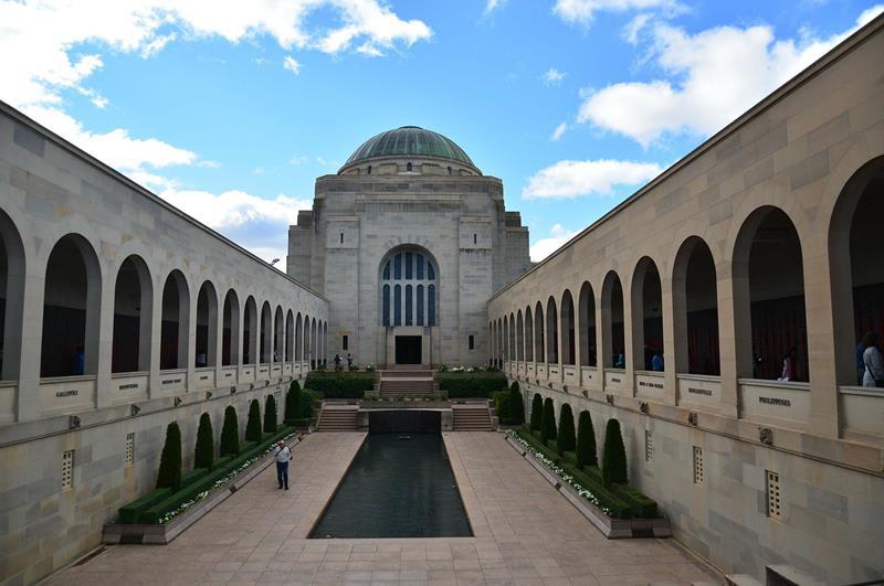 澳大利亞戰爭紀念館(照片來源:Pixabay)